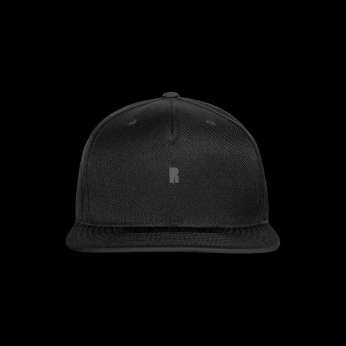 R - Snap-back Baseball Cap
