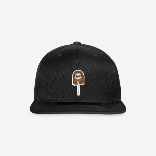 lepel mascotte - Snap-back Baseball Cap