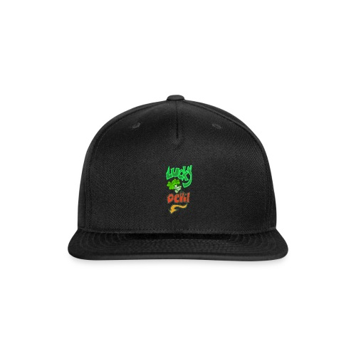 Lucky devil - Snap-back Baseball Cap