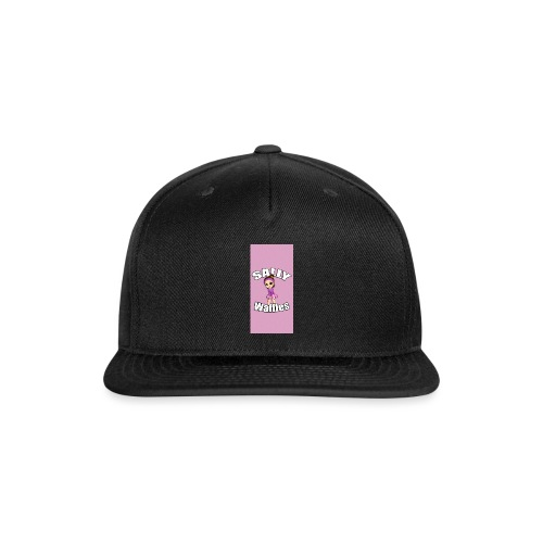 iPhone 5 - Snapback Baseball Cap