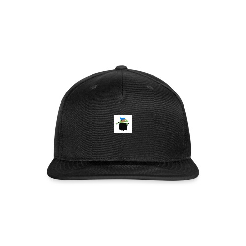 android man yo - Snap-back Baseball Cap
