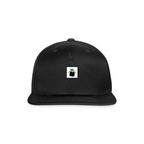 android man yo - Snapback Baseball Cap