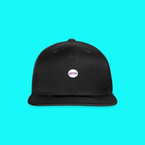 lM - Snap-back Baseball Cap
