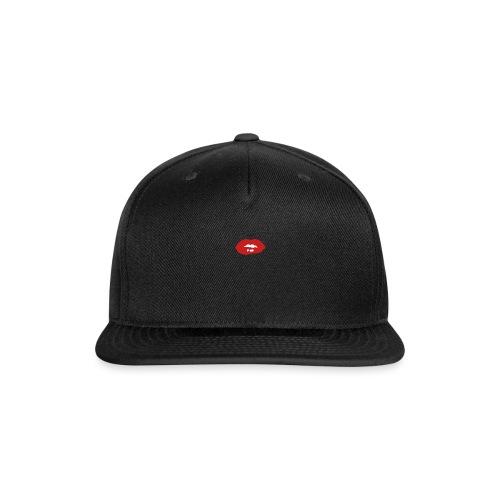 Marilyn Lips - Snapback Baseball Cap