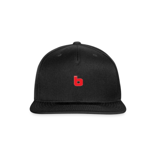 just b - Snap-back Baseball Cap