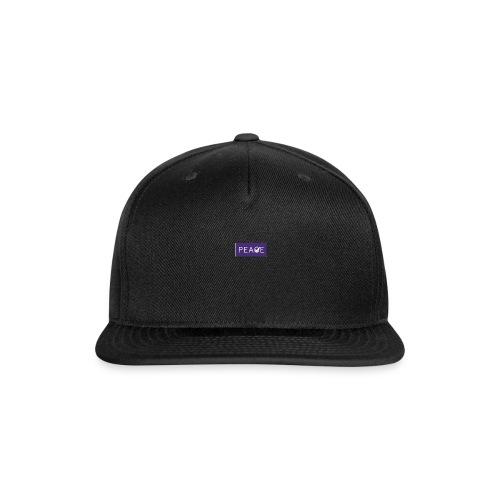 images 3peace - Snap-back Baseball Cap