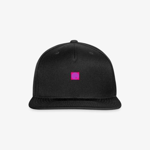 PINK - Snap-back Baseball Cap