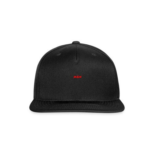 MCN Logo - Snap-back Baseball Cap