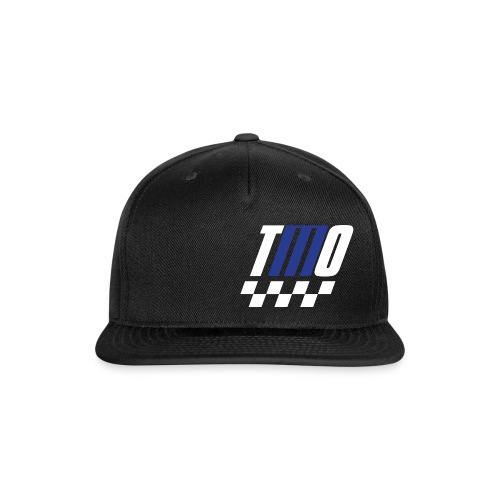 TMO Icon Light Lettering - Snapback Baseball Cap