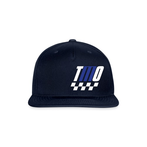 TMO Icon Light Lettering - Snapback Baseball Cap