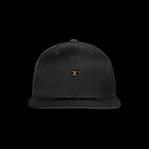 Gold jc - Snap-back Baseball Cap