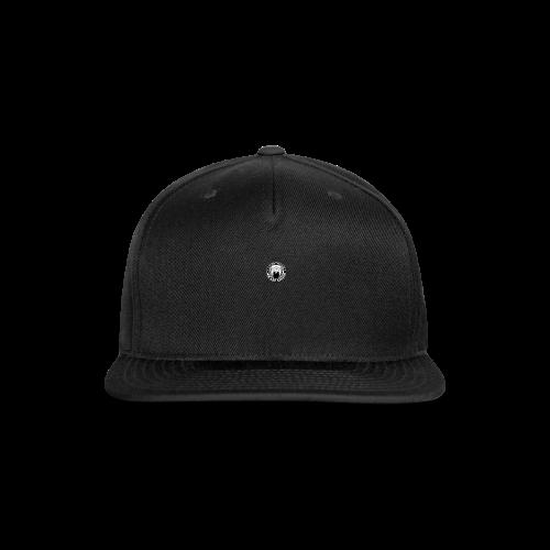 Anonymous Plain T-Shirt - Snap-back Baseball Cap