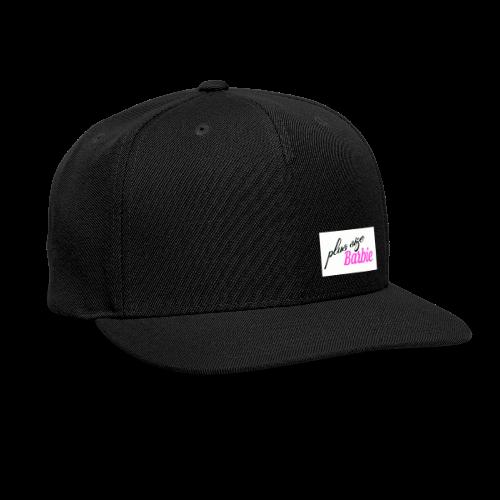 Plus size barbie - Snap-back Baseball Cap