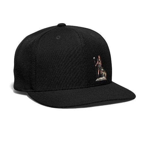 main stream logo - Snapback Baseball Cap