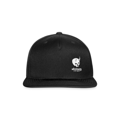The demon skull - Snap-back Baseball Cap