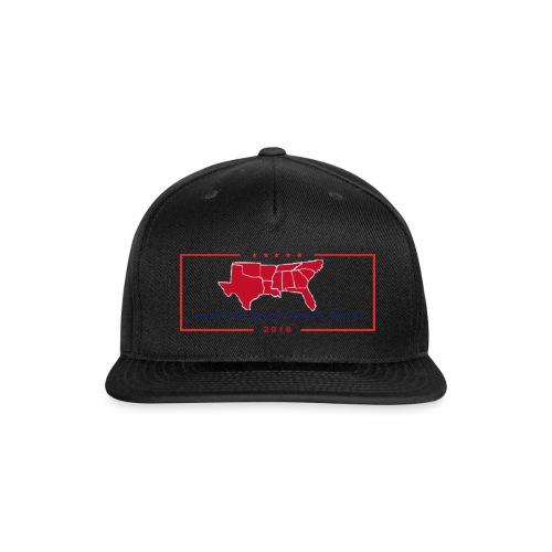Make the South Great Again! - Snap-back Baseball Cap