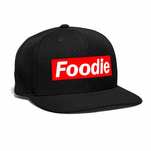 Foodie - Snap-back Baseball Cap