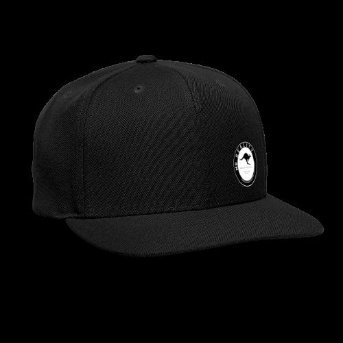 Classic Round Logo - Snap-back Baseball Cap