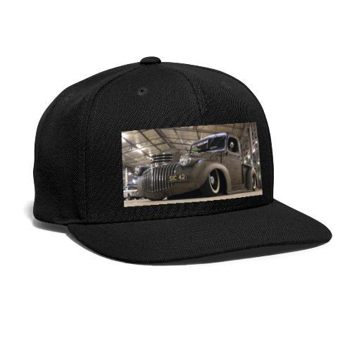 SIC 42 - Snapback Baseball Cap