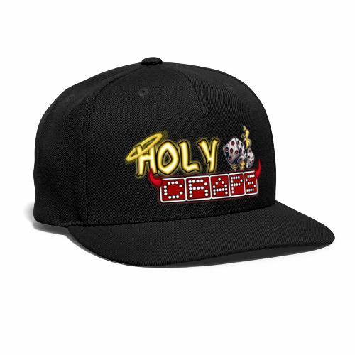 Holy Craps - Snap-back Baseball Cap
