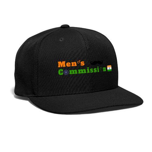 Mens Commission India - Snapback Baseball Cap