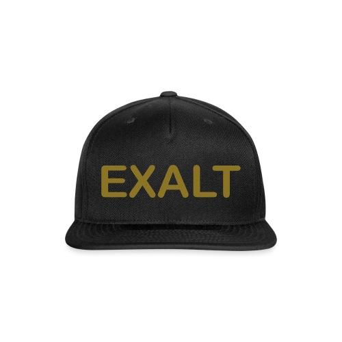 EXALT1 - Snap-back Baseball Cap