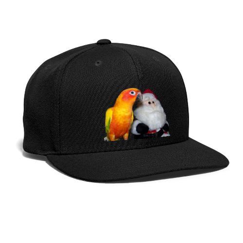gigibirdandsanta - Snap-back Baseball Cap