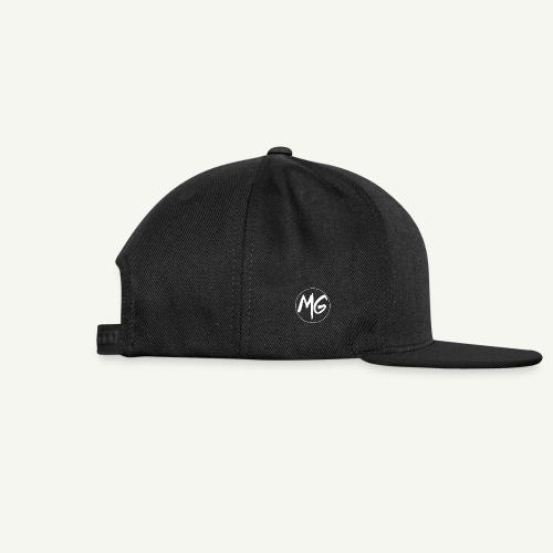 Malakye Grind Rock'n'Roll is Black Series LOGO - Snap-back Baseball Cap