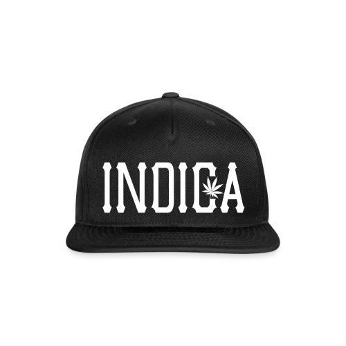 indica - Snap-back Baseball Cap