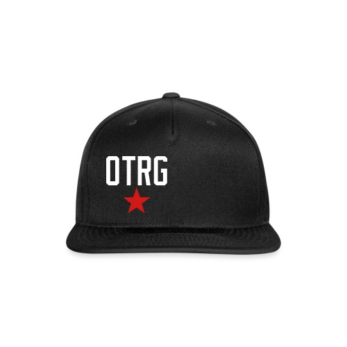 otrgstar - Snap-back Baseball Cap