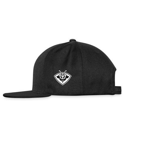 SWARMLOGO_INVERT - Snap-back Baseball Cap