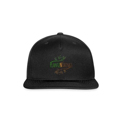 Get the Day Growing (Blue Mug) - Snapback Baseball Cap