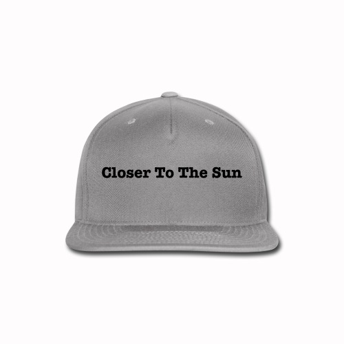 CTTS-1 - Snap-back Baseball Cap