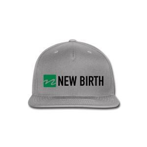 New Birth Logo - Snap-back Baseball Cap