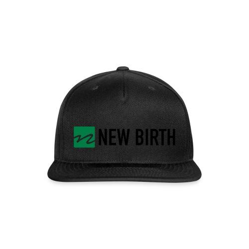 New Birth Logo - Snap-back Baseball Cap