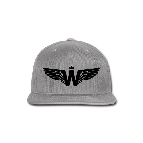 Wade Clothing Logo - Snap-back Baseball Cap