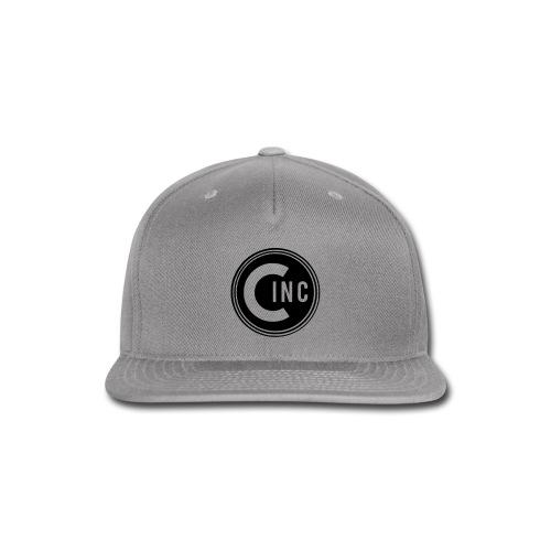 Coasters Inc. Logo - Snap-back Baseball Cap