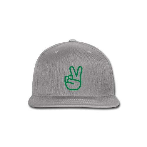 HASTY VICTORY - Snap-back Baseball Cap