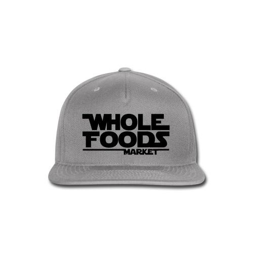 WHOLE_FOODS_STAR_WARS - Snap-back Baseball Cap