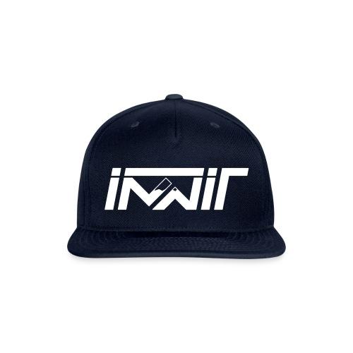 the innit logo - Snapback Baseball Cap