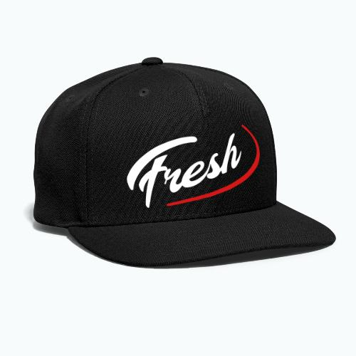 FRESH - Snapback Baseball Cap