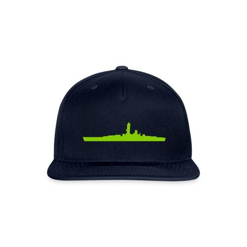 Battleship - Snapback Baseball Cap