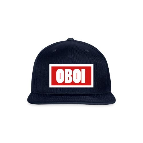 OBOI LOGO - Snapback Baseball Cap