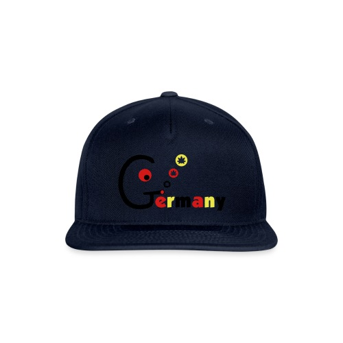 Germany - Snap-back Baseball Cap