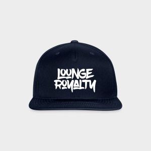 Lounge Royalty Logo - Snap-back Baseball Cap