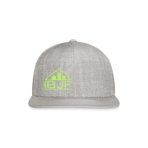 ibjfsqsmall - Snap-back Baseball Cap