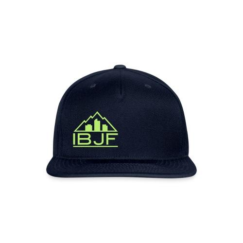 ibjfsqsmall - Snapback Baseball Cap