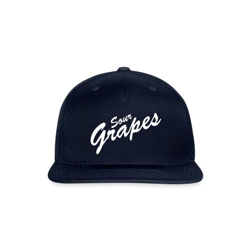 Sour Grapes - Snapback Baseball Cap