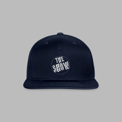 Show NZ logo SVG graphic - Snapback Baseball Cap