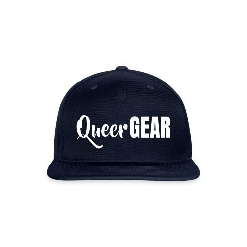Queer Gear T-Shirt - Snapback Baseball Cap